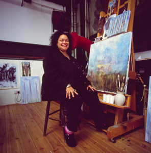 Elizabeth Rollins-Scott Portrait May 2003