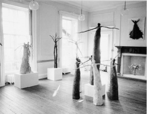 Elizabeth Rollins-Scott's Studio at Newman House