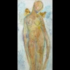 Angel Painting - Les Anges Galante II