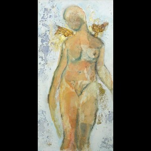Angel Painting - Les Anges Galante III