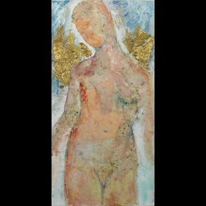 Angel Painting - Les Anges Galante IV