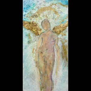Angel Painting - Les Anges Galante V