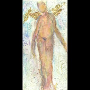 Angel Painting - Les Anges Gallantes VI
