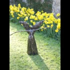 Bronze Sculpture - Windsister II