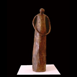 Paper Sculpture - Humility