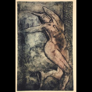 Angel Prints - Dancing Figure