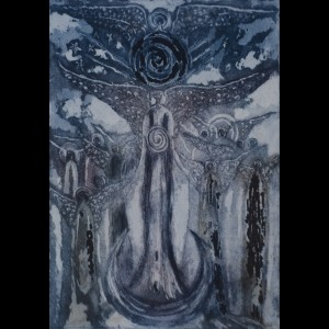 Angel Prints - Revelation (Blue)
