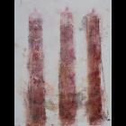 Angel Paintings - Three Sisters Brown