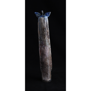 Edition 354 - Ceramic Raku Arch Angel