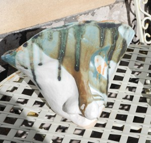 Ceramic Sleeping Head