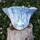 ceramic garden sculpture
